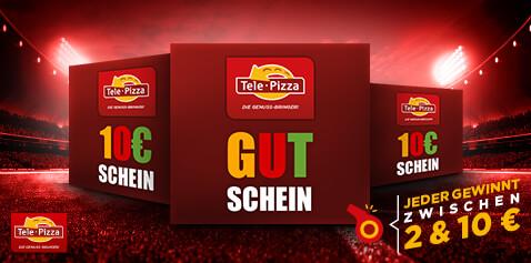 Tele Pizza Gutscheine