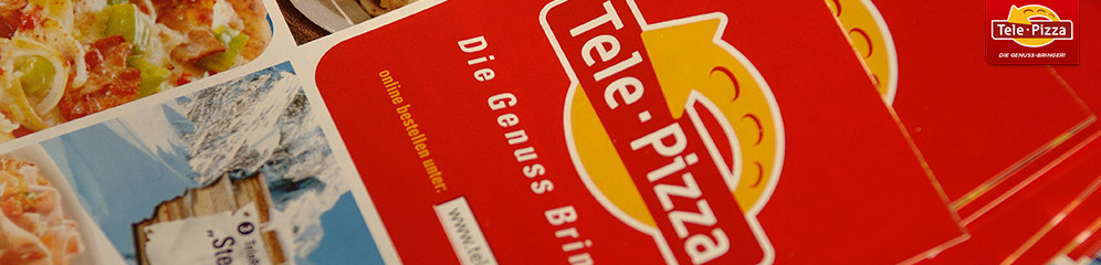 Tele Pizza - Pizza, Pasta, Burger und mehr online Bestellen in Düsseldorf und anderswo