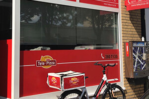 Tele Pizza Düsseldorf Gerresheim