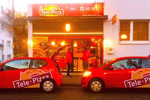 Tele Pizza Köln Zollstock
