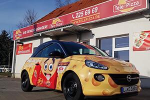 Tele Pizza Leipzig Grünau