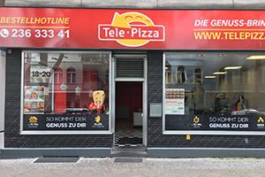 Tele Pizza Berlin Schöneberg