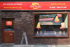 Tele Pizza Berlin Tiergarten