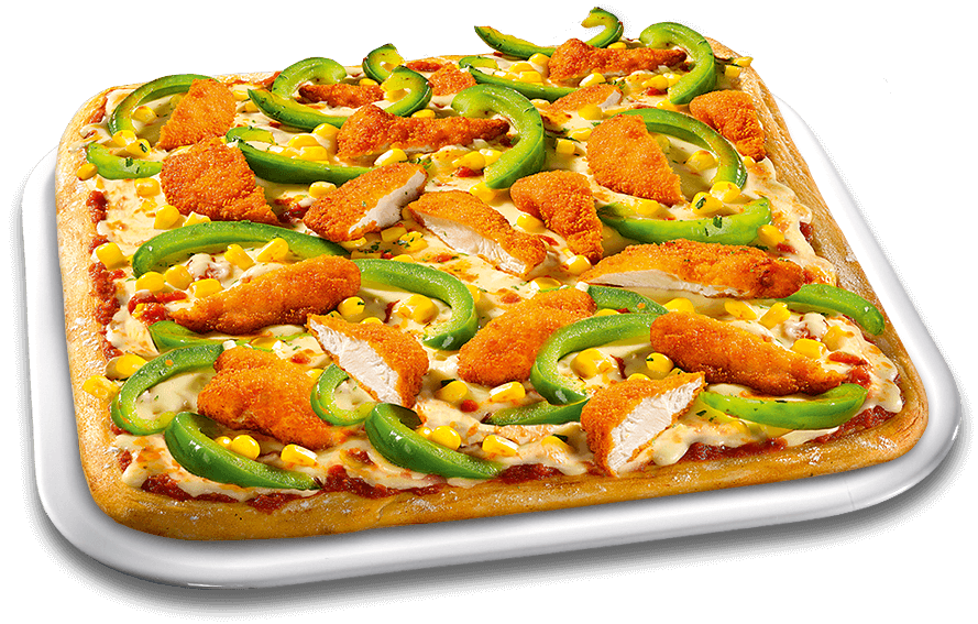 Pizza Del Pollo