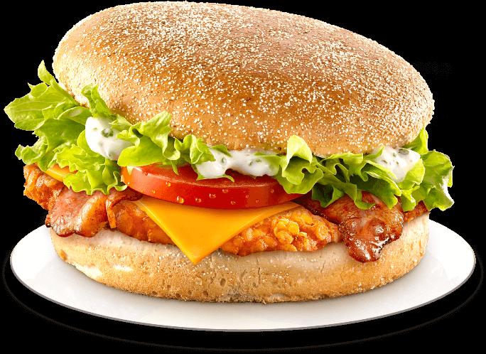 Burger Merry Crispmas