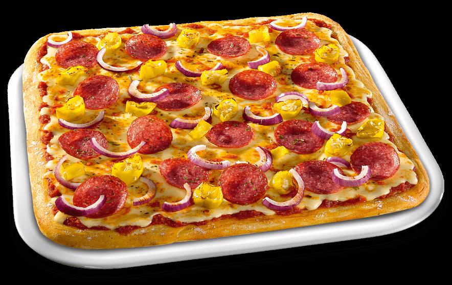Pizza ECKSTRA-WURST