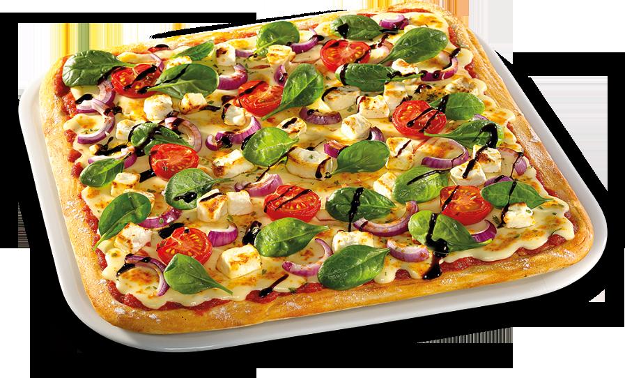 Pizza Quattro