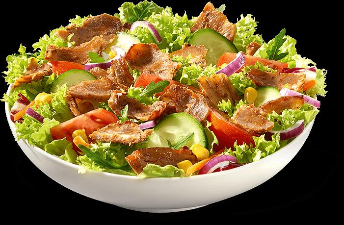 Salat Kreta