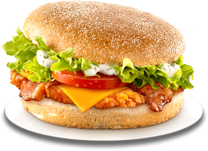 Burger Roma