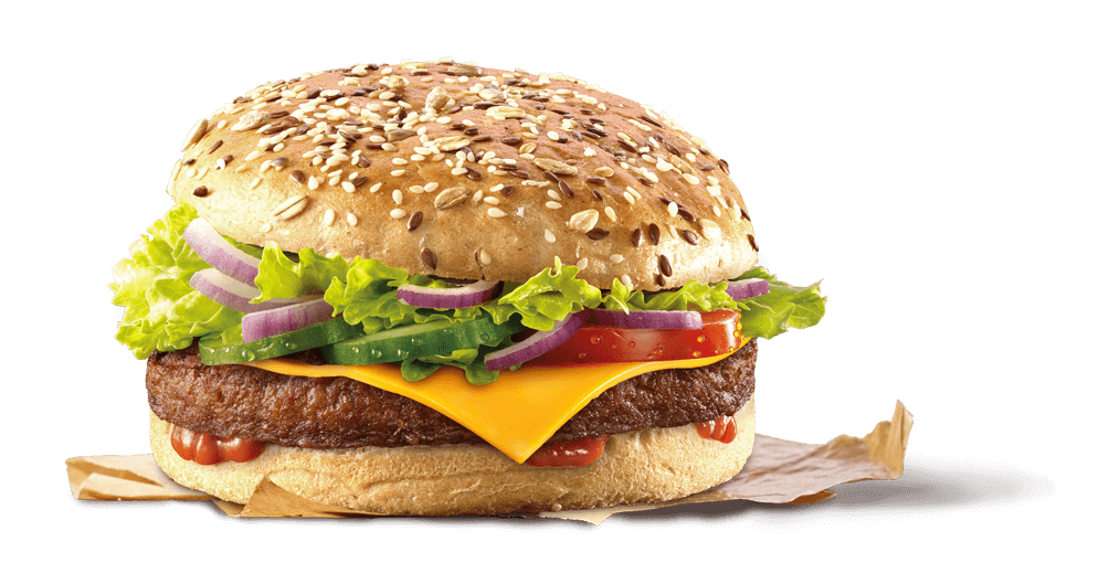 Burger Cheesy Green Boy