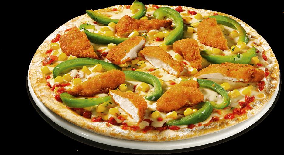 Pizza Del Pollo
