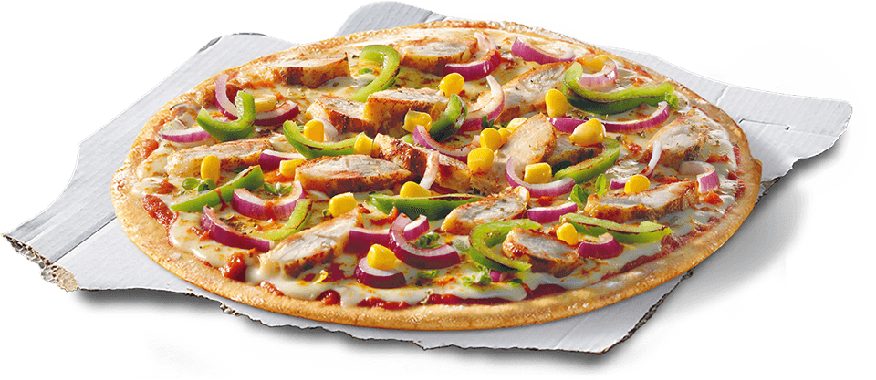 Pizza Chicken Deluxe