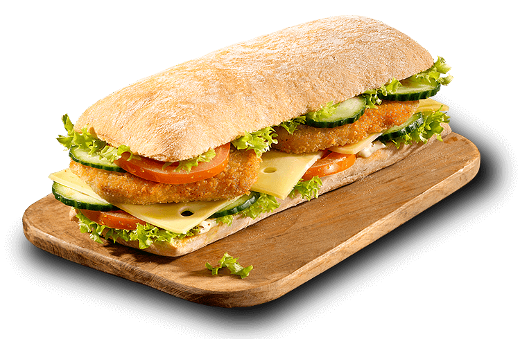 Baguette Big Chicken
