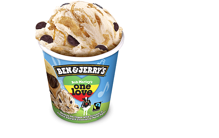 Ben & Jerry's One Love