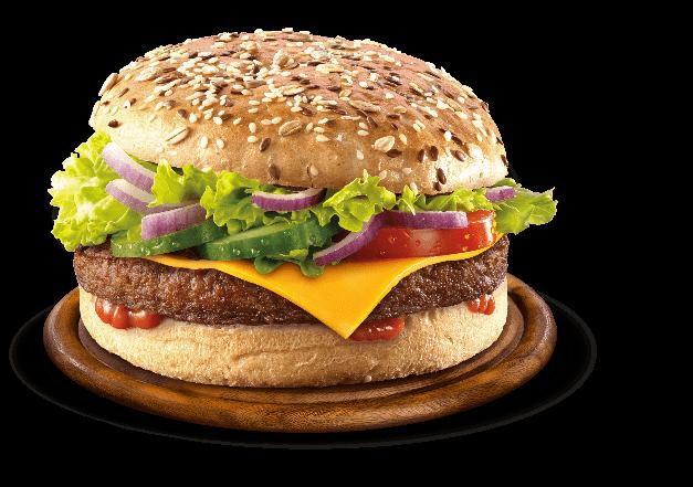 Veggie Cheese Burger