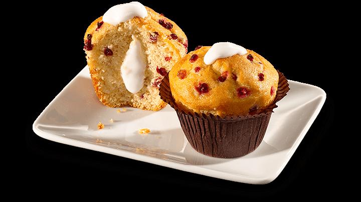 Cranberry Joghurt Muffin