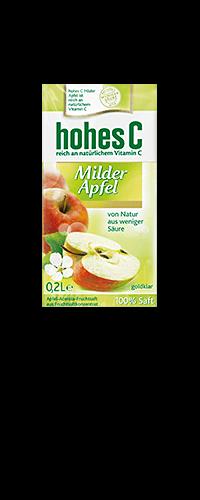 Hohes C Apfel