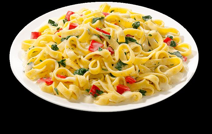 Pasta Spinaci