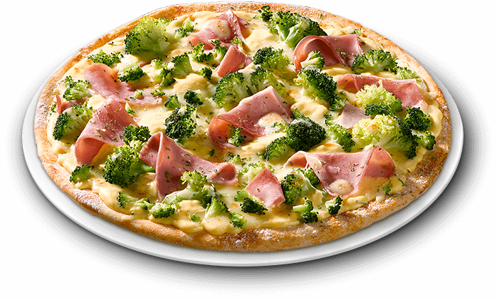 Pizza Hollandaise