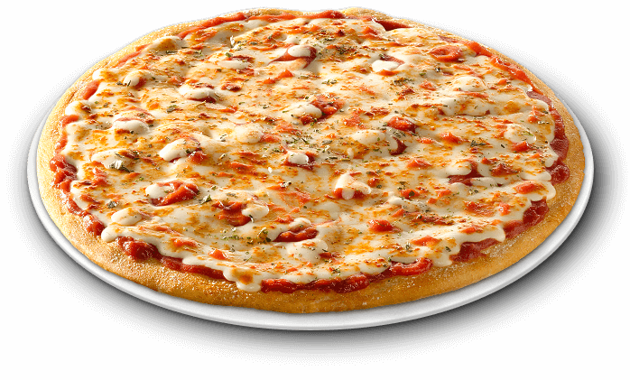 Vegan Pizza nach Wunsch