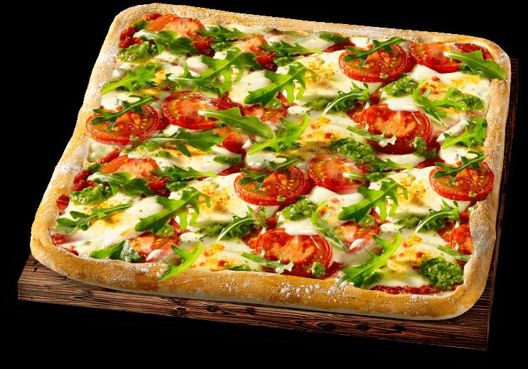 Pizza Mittagsschmaus Italia