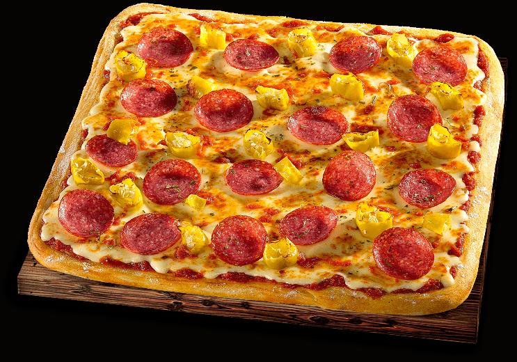 Pizza Mittagsschmaus Mephisto