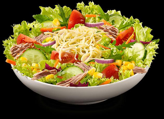 Salat Capricciosa