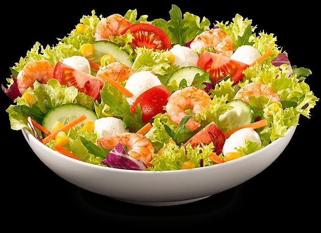 Salat Gamberetti