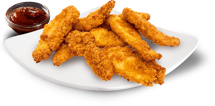 Chicken Strips Crispy